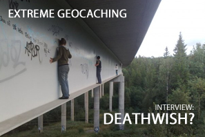 Featured Extreme Geocaching