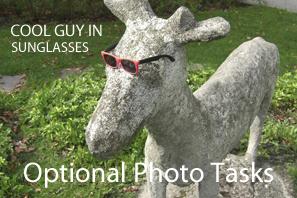 Featured Optional Photo Tasks