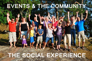 Featured The Social Experience