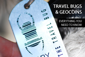 Featured Travel Bugs & Geocoins