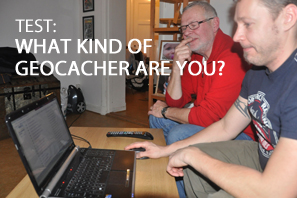 Featured What Kind Of Geocacher Are You
