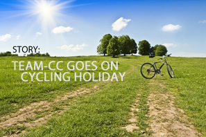 Featured Team-CC Goes On Cycling Holiday